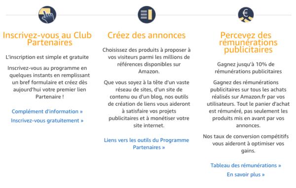 Amazon Associate France